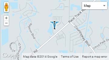 Westchase Office Map